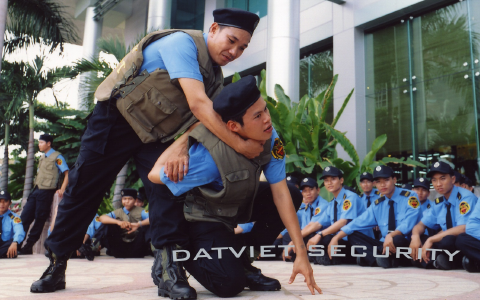 Đào tạo vệ sĩ chuyên nghiệp