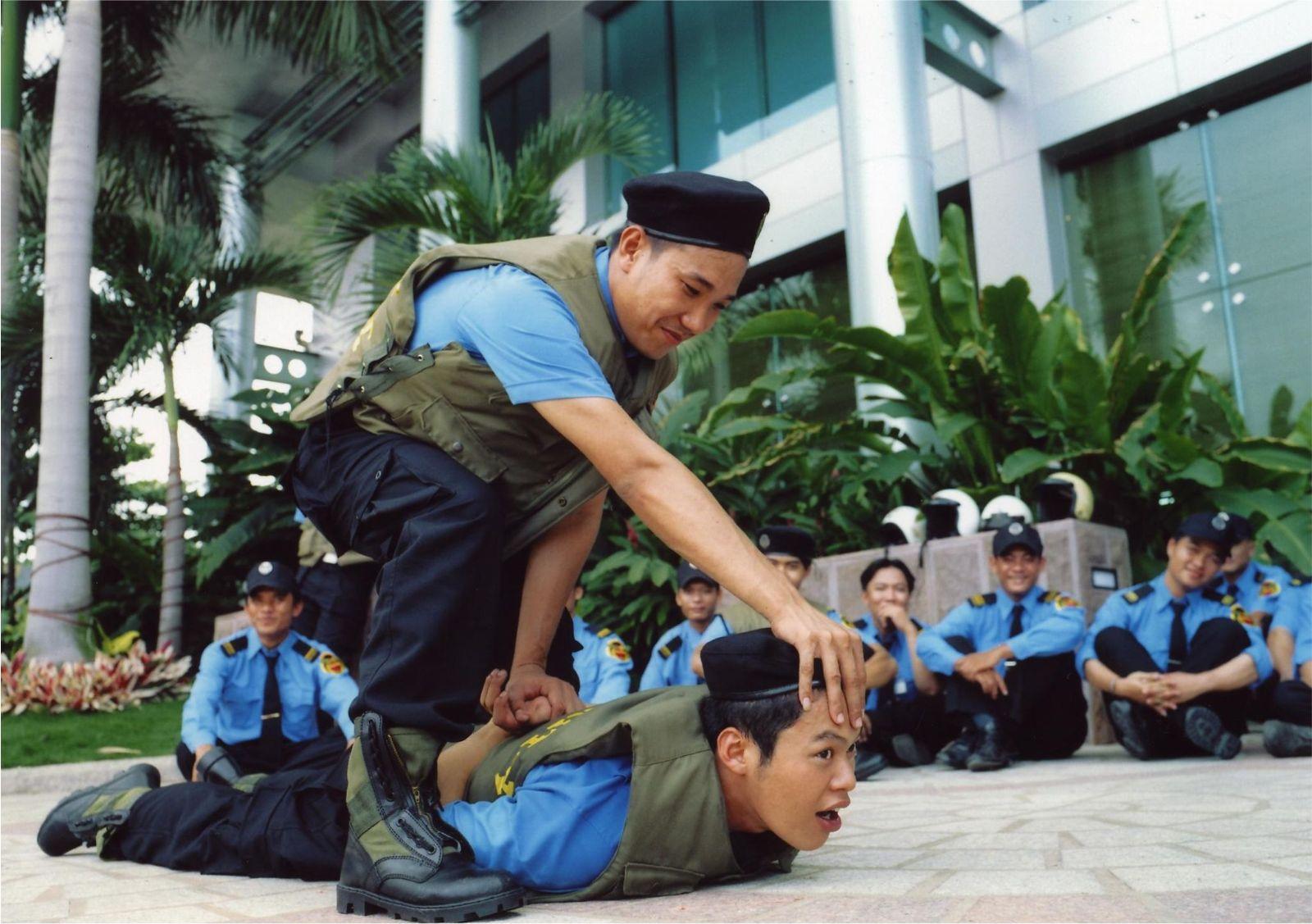 dịch vụ bảo vệ TPHCM uy tín nhất