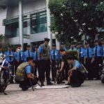 tuyển nhân viên bảo vệ giám sát cơ động